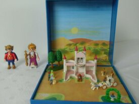 Playmobils - Micro château de princesse - 4330