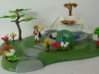 Playmobils - Superset Fontaine royale - 4137 1