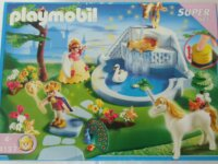 Playmobils - Superset Fontaine royale - 4137 3
