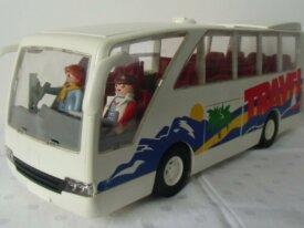 Playmobil - Moderne - Autocar + 2 personnages