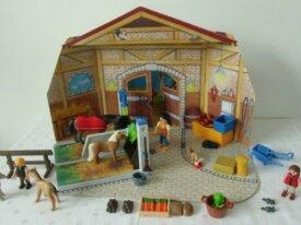 Playmobil-Moderne-Cal. de l'avent Centre équestre