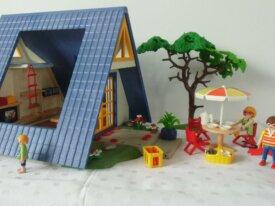 Playmobil - Moderne - Maison de vacances - 3230