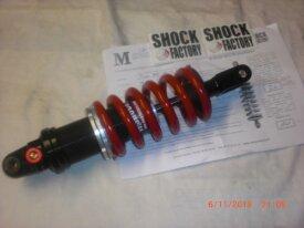 mt tracer amorto m-shock factory 1 sous garantie