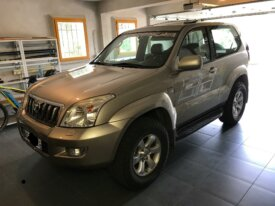 Toyota Land Cruiser 3P