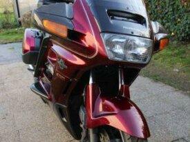 Honda 1100 pan european abs cbs tcs