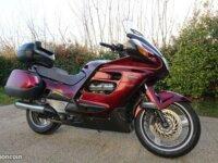 Honda 1100 pan european abs cbs tcs 2