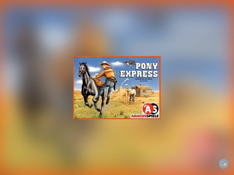 Pony Express (n°178) 1