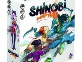 Shinobi Wat-Aah! (n°277)