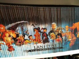 Collection de BD Lanfeust