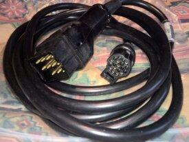 Câble 12pin pour clip
