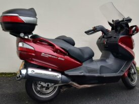 Burgman 650 Executive 2007 « Bordeaux »