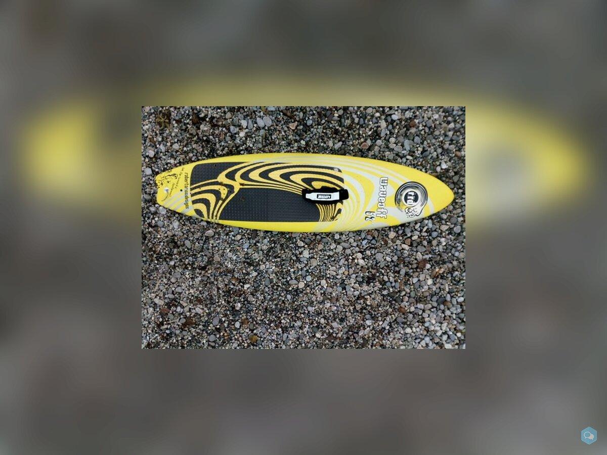 Planche RRD surf boitier KFbox 1
