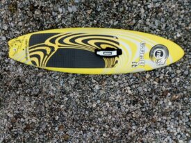 Planche RRD surf boitier KFbox