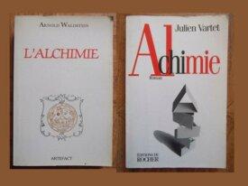 Lot : 2 livres de Arnold Waldstein + Julien Vartet