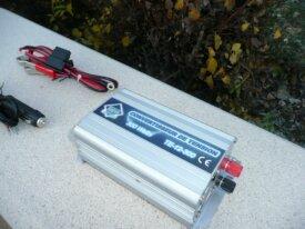 Convertisseur de tension 12V/220V 300W