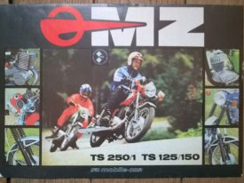 Catalogue MZ  250/150/125