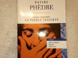 Racine, Phèdre.