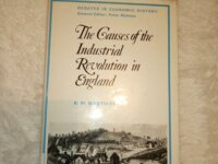 Causes of the Industrial Revolution in England, 1