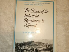 Causes of the Industrial Revolution in England,