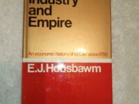 Hobsbawn, Industry and Empire (1750) 1