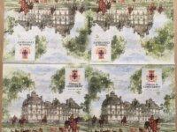 """Serviette en papier """"Château de Cheverny&quot 2"""