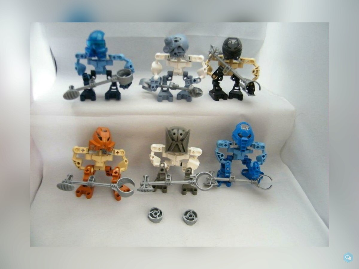 Bionicle 2003 1