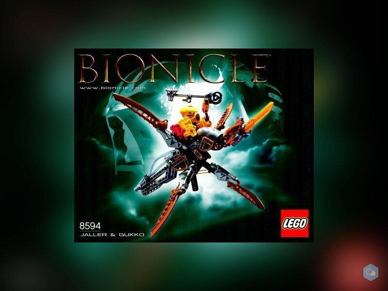 Bionicle 2003 3