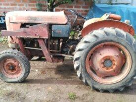 Tracteur Somefca 35