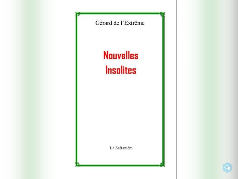 NOUVELLES INSOLITES 1