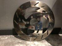 Jantes+disques+poulie RICK'S 4