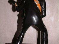 Statue Johnny Hallyday 3