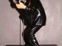 Statue Johnny Hallyday 4