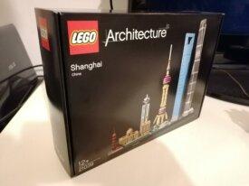 Lego Architecture Shanghai 21039 Neuf