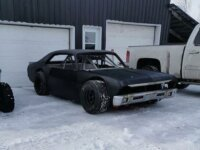 (VENDU) Chevrolet Nova 1970 (Stock-car)