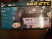 Cobra 148 GTL   NEW IN BOX