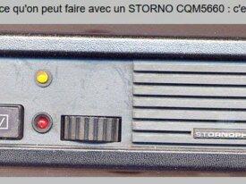 STORNO UHF 20w