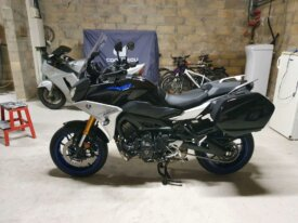 Tracer 900 GT 2020 comme neuf