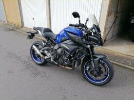 Vend yamaha MT-10 2016 blue