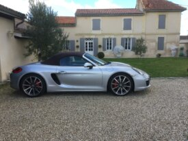 boxster 981 s 23000 kms 2015  30000 eu options