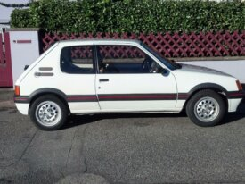 205 GTI 1.6 115cv 1986