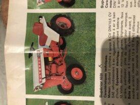 Câble de relevage pour tracteur  1031