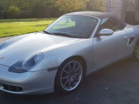 Boxster 986 S 3.2