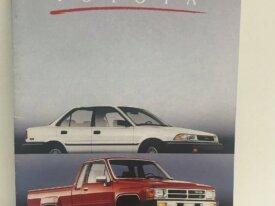 Brochures automobile Toyota