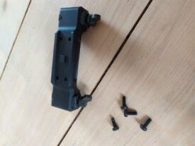 Montage pour Aimpoint Micro et carabine Blaser