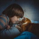 Apprendre à un enfant à s'occuper d'un animal de compagnie
