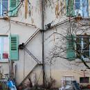 Des échelles pour les chats d'appartement