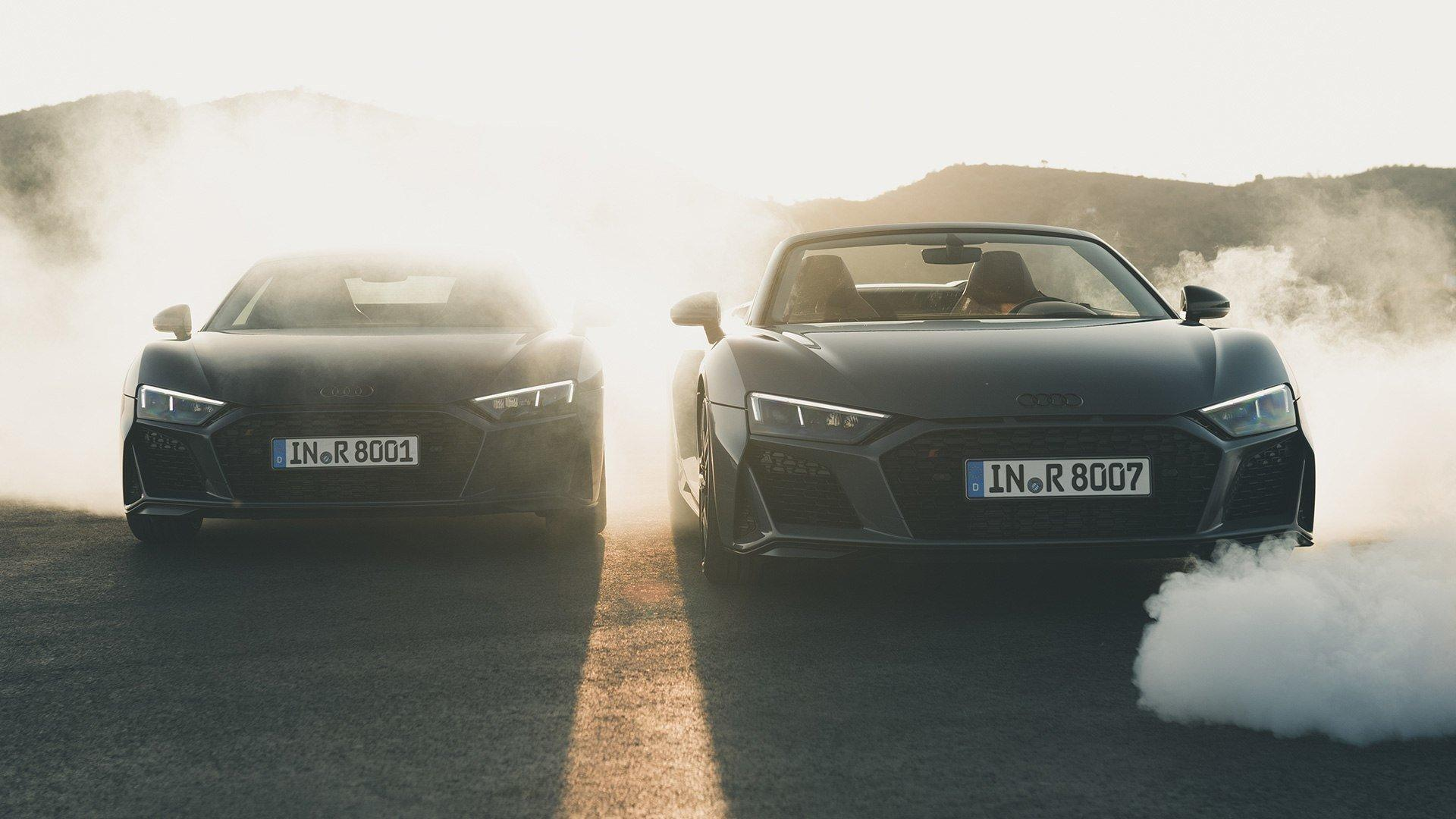 Nouvelle Audi R8 : Encore plus incisive