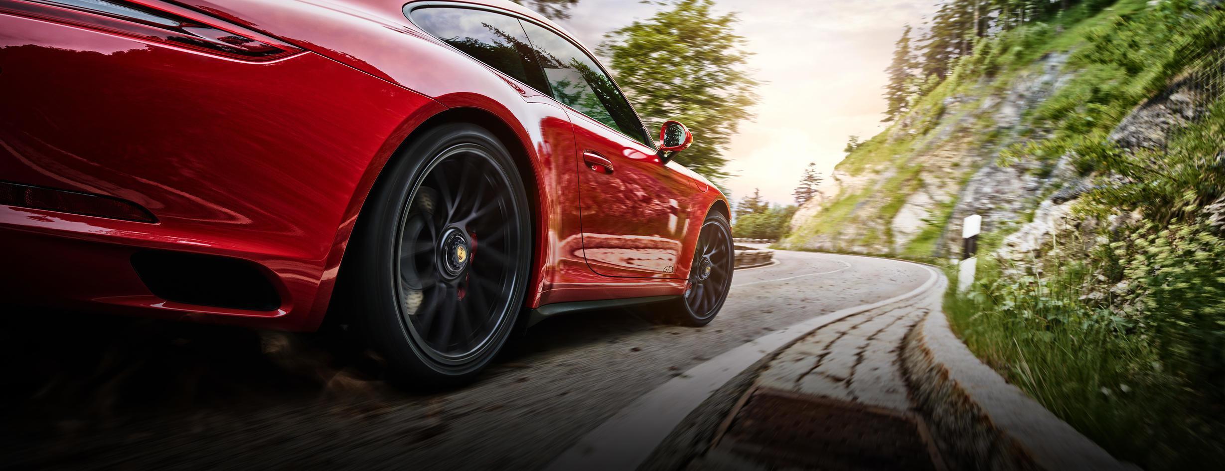 Porsche : Les 4 dynamiques