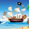 La Perla Nera, la nave dei pirati
