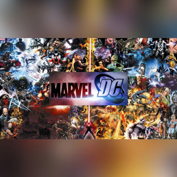 LA SAT#1 ⊹ marvel vs dc comics 1.jpg